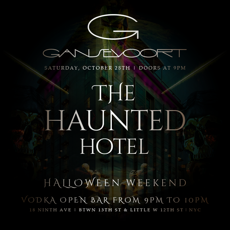 The Haunted Hotel at Gansevoort Meatpacking